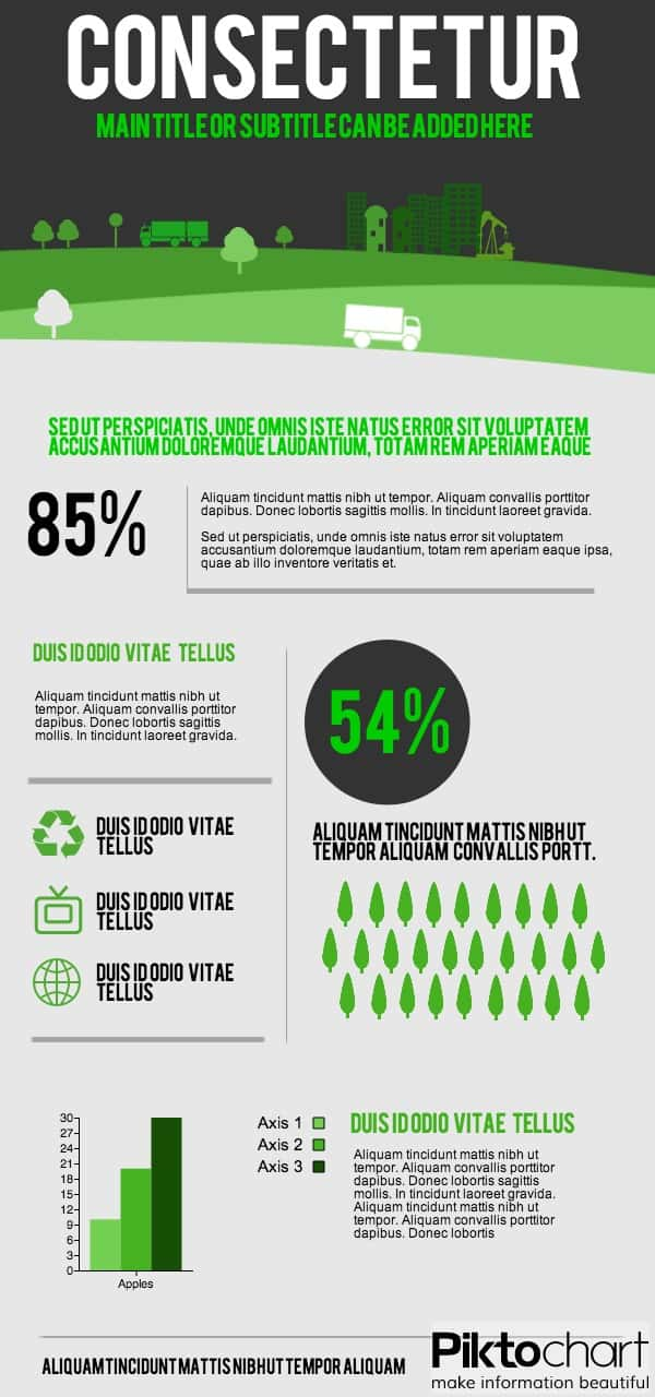 publica infographic template