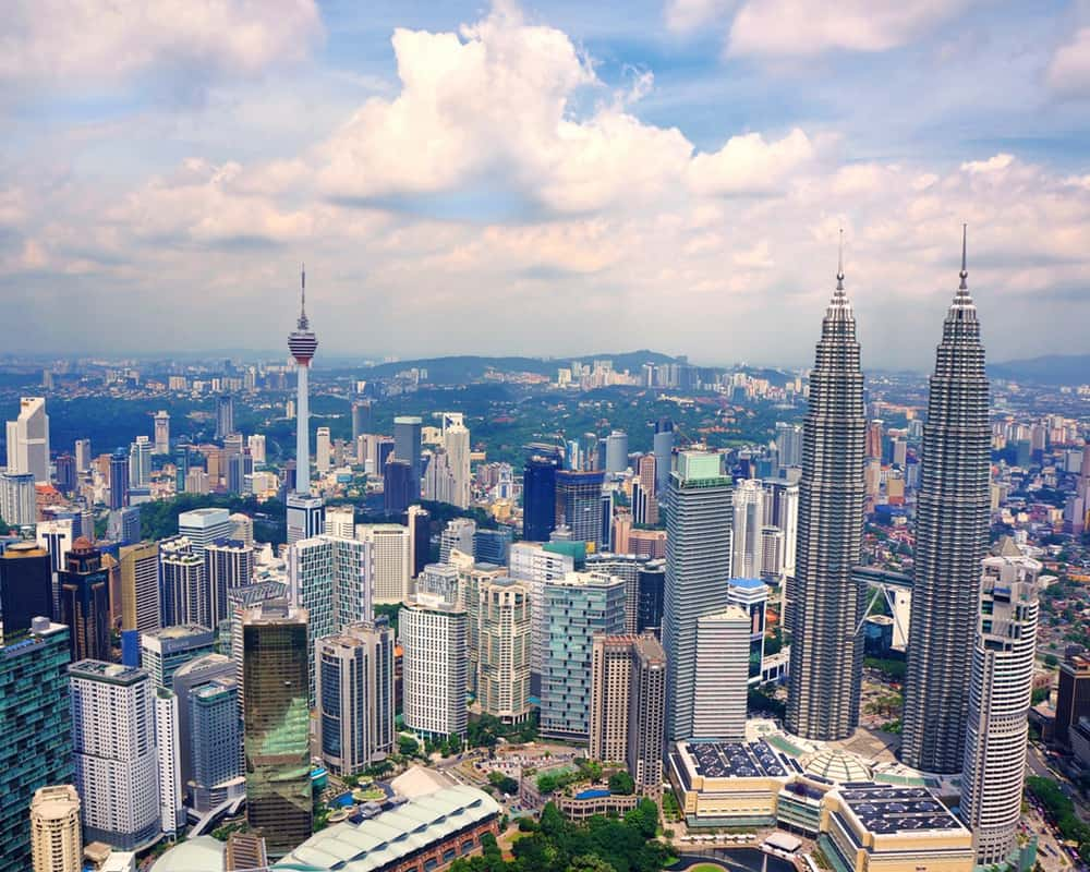 Twin Towers Malaysia Southeast Asia Startup