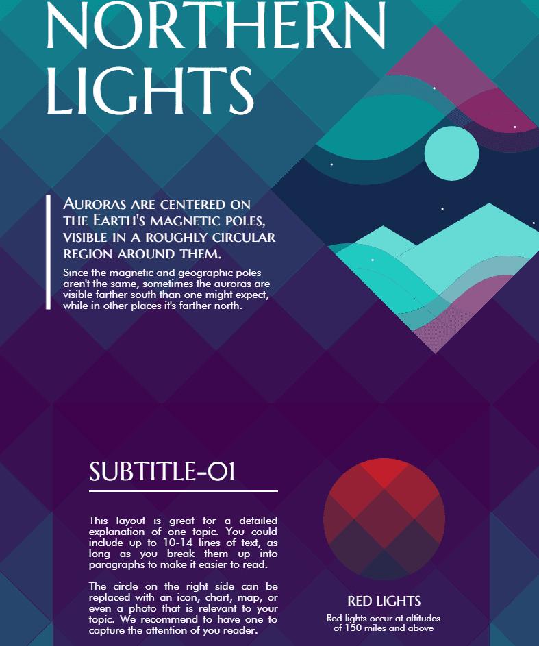 niche focus infographic