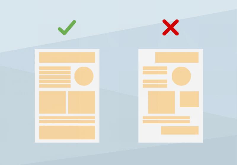 qué hacer y qué no hacer en el diseño gráfico, como hacer una infografia