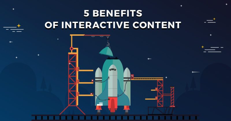 Here's the Lowdown on Interactive Content in 2017 | Piktochart Blog |  Piktochart