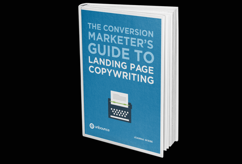 the conversion marketers guide to landing page copywriting