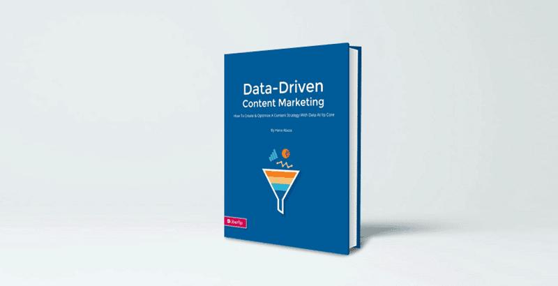 data driven content marketing ebook