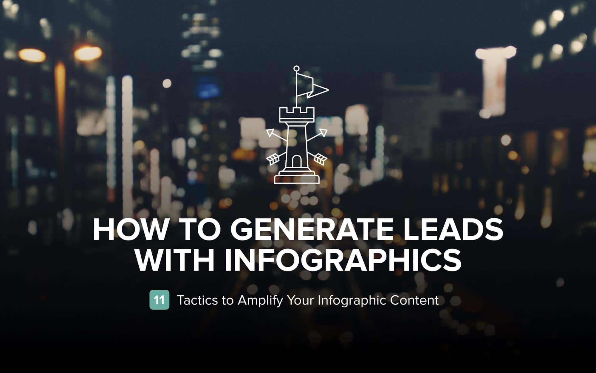 how to generate leads free ebook, book, piktochart free ebook example