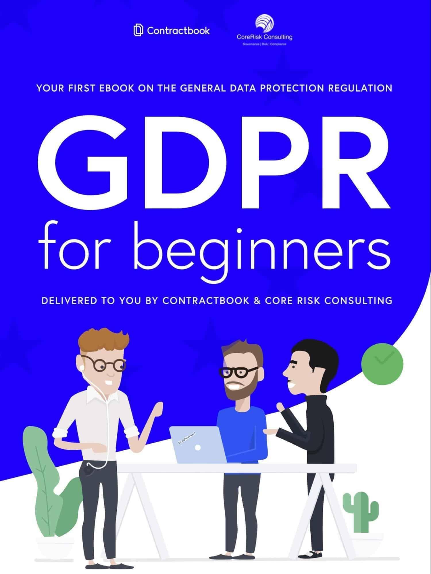 GDPR for beginners free ebook
