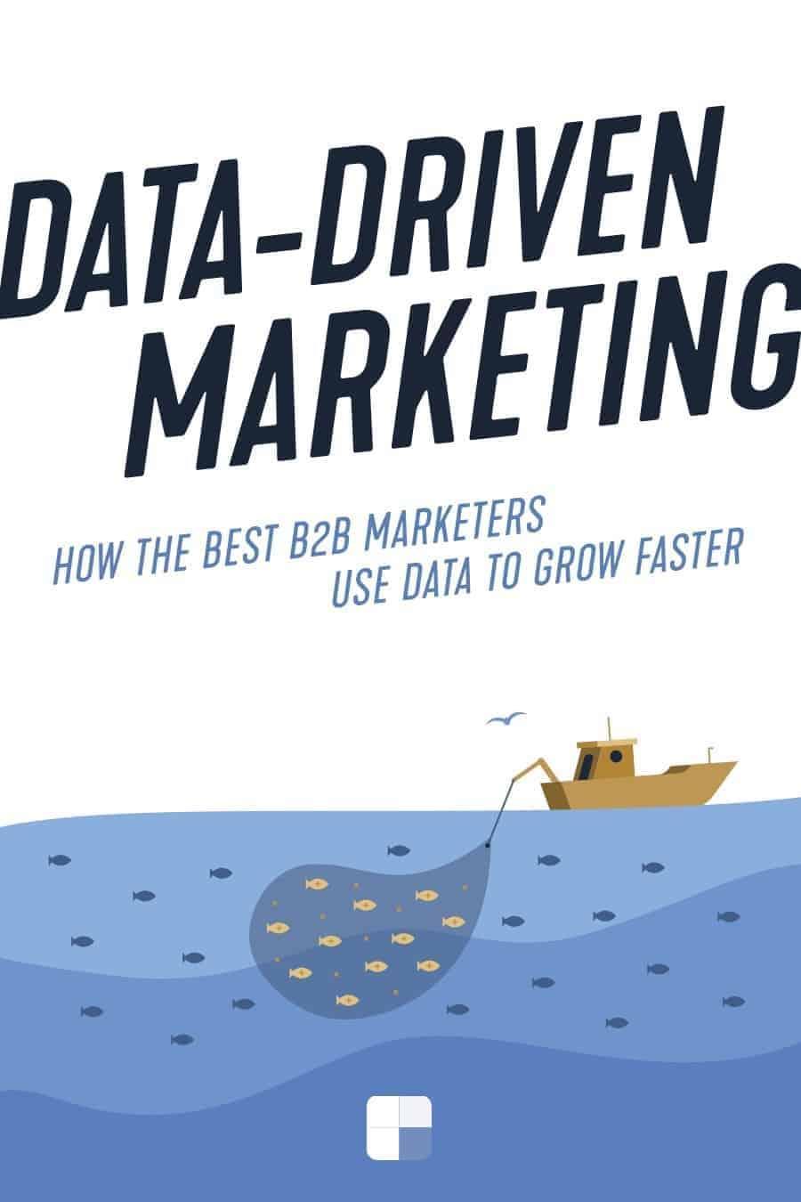 data driven marketing free ebook, free ebook example