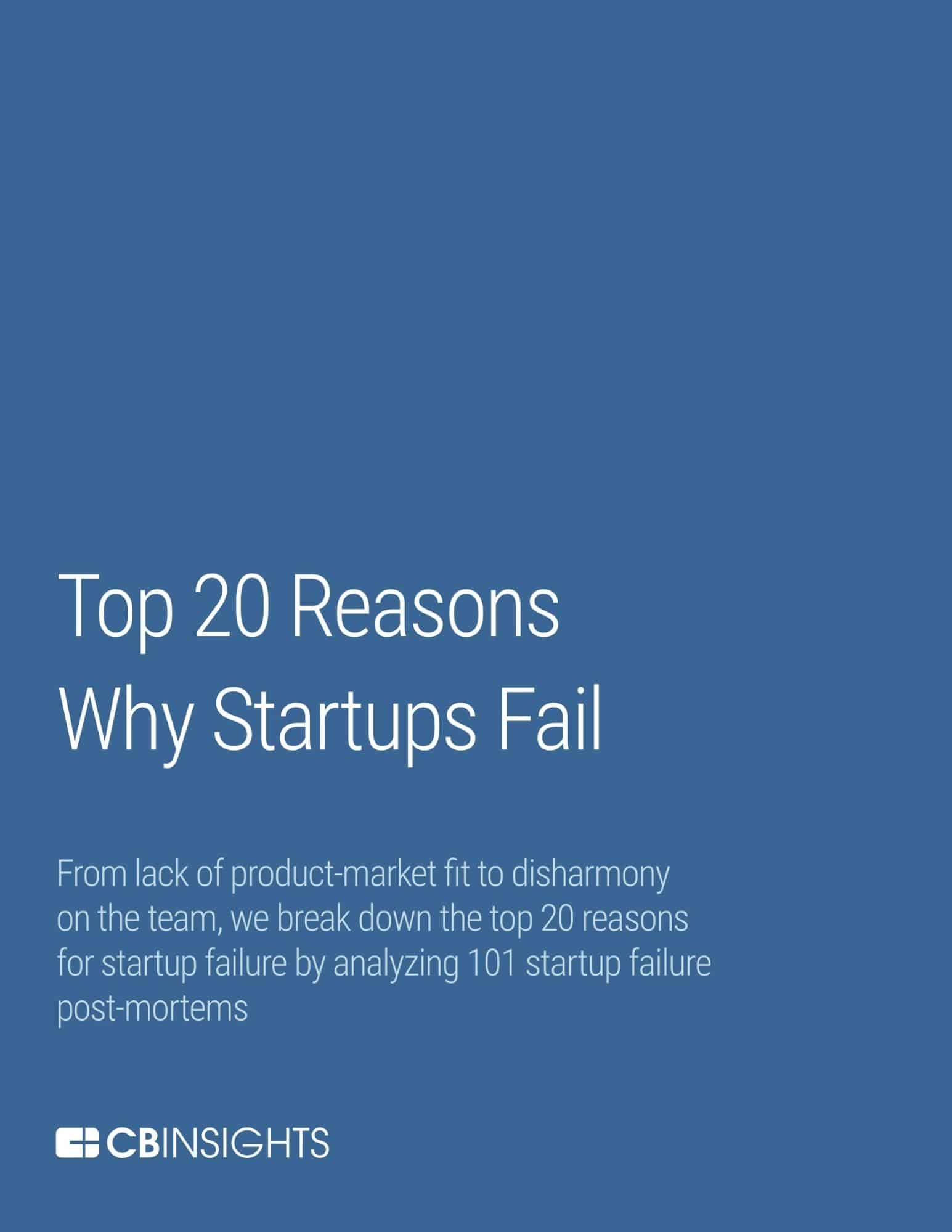 why startups fail free ebook, free ebook example