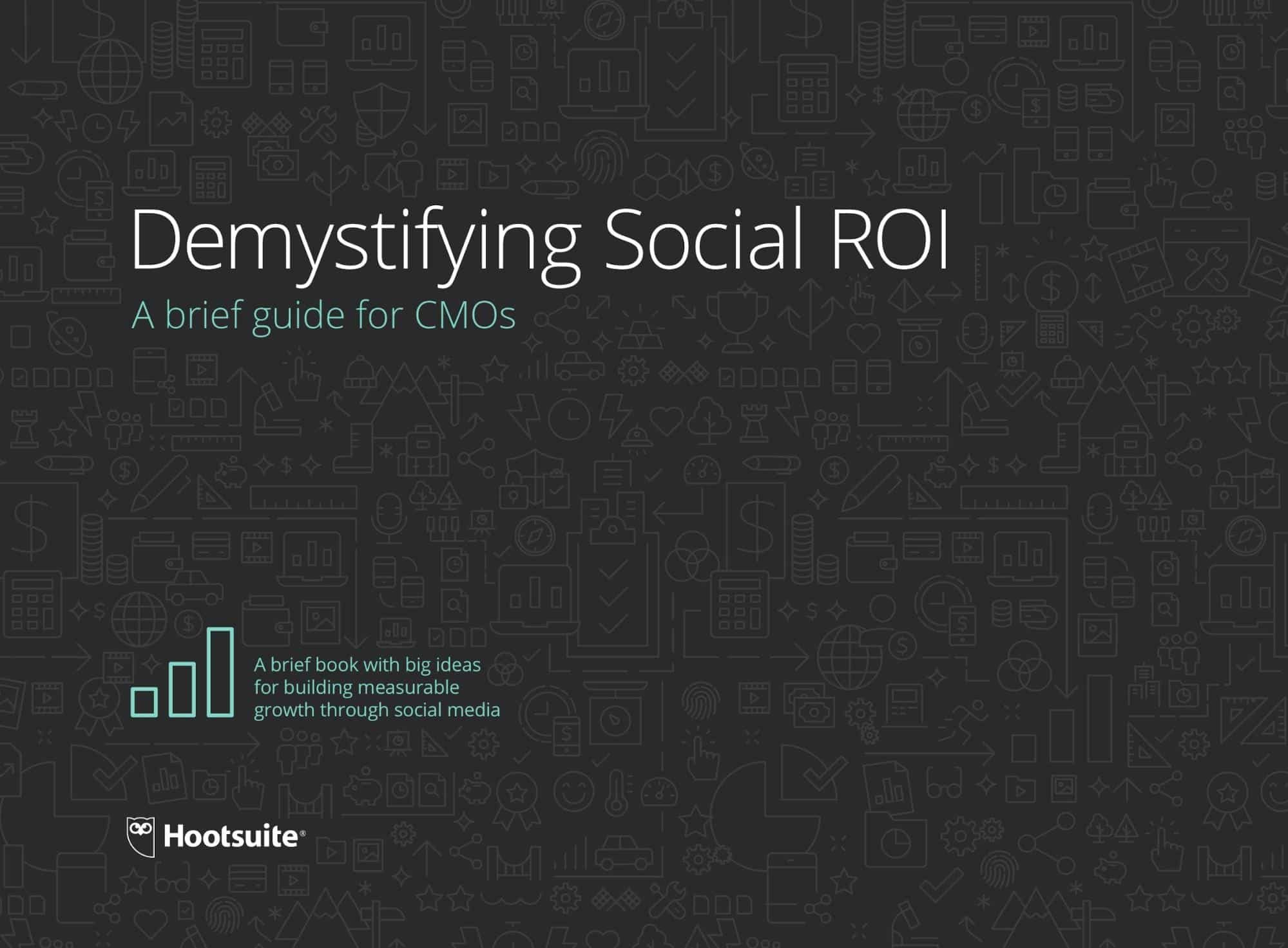 social ROI free guide, free ebook example