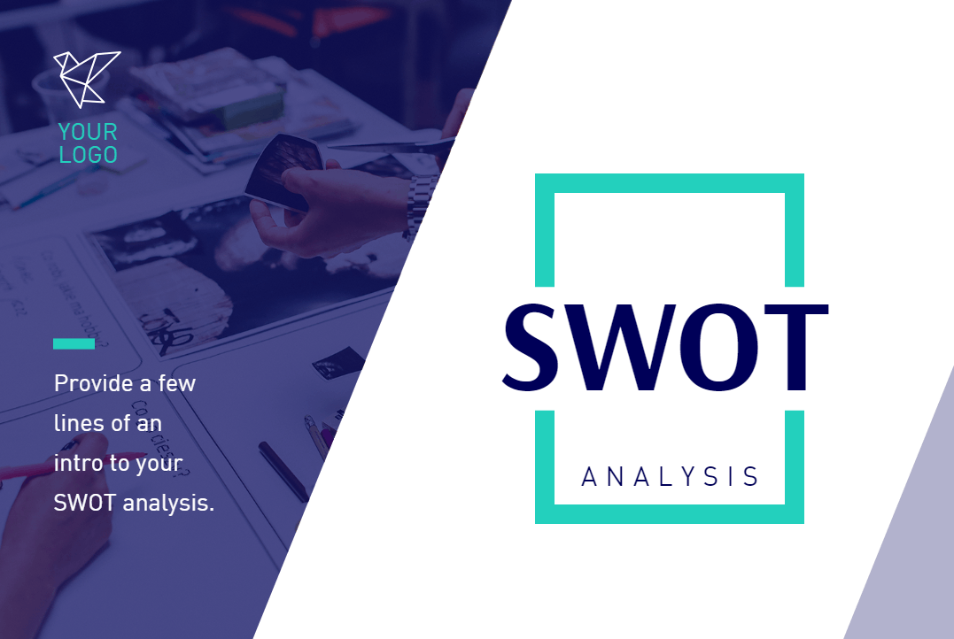swot analysis, infographic template