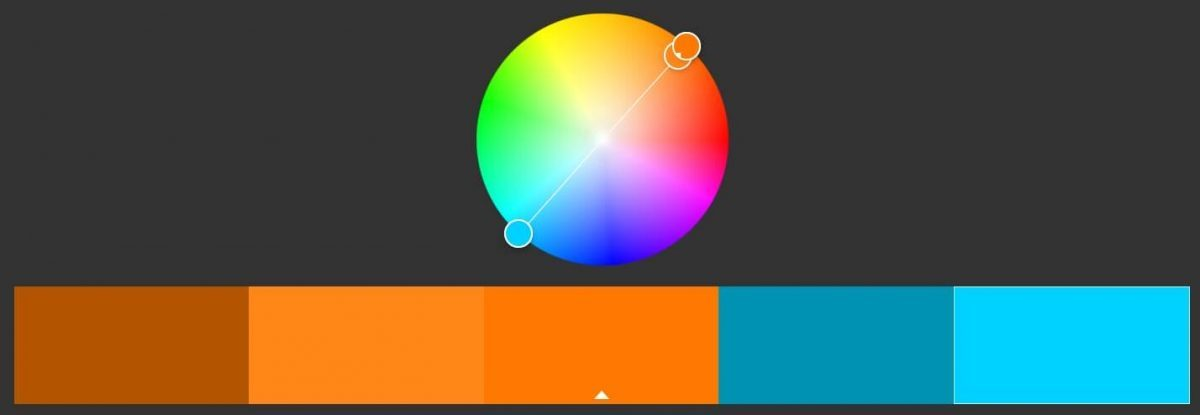 complementary color combinations
