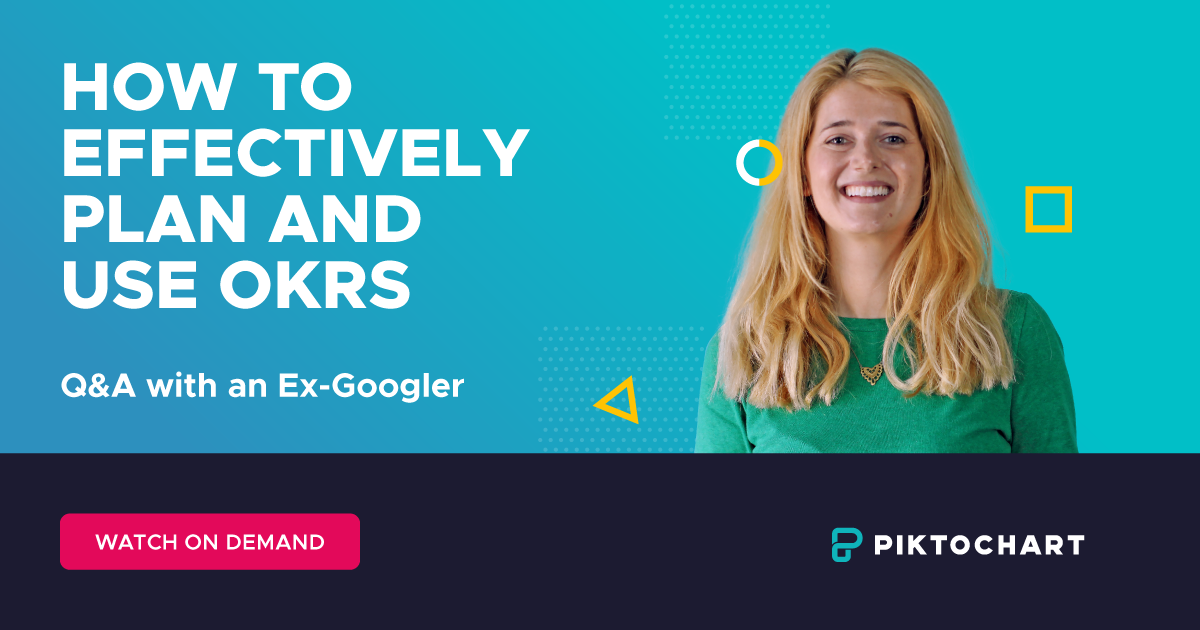 how to effectively plan and use okrs webinar