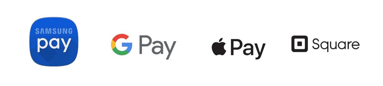 modern financial companies, logo colors