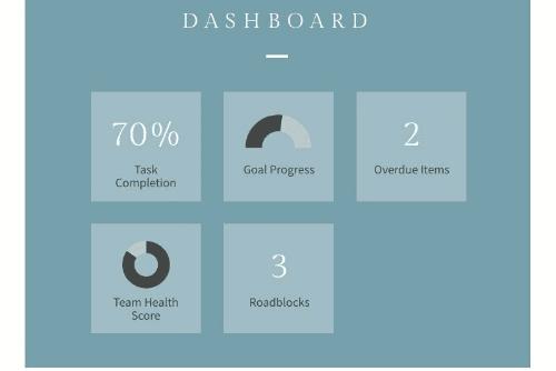Team Progress Report template thumbnail
