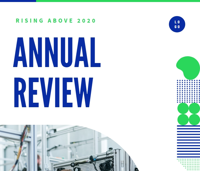 annual review templates