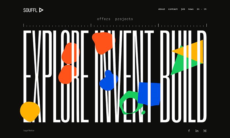 souffl, explore-invent-build design