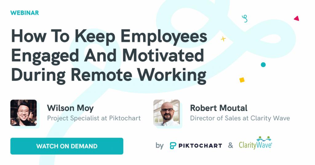 webinar employee engagement
