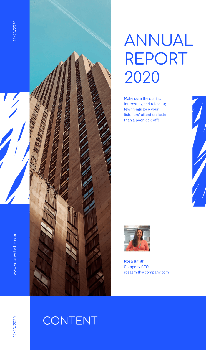 Annual Trends Report