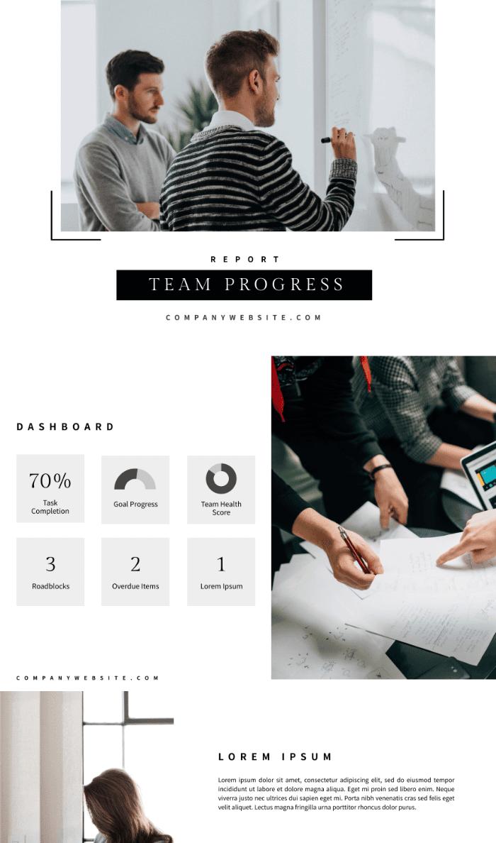 Team Progress