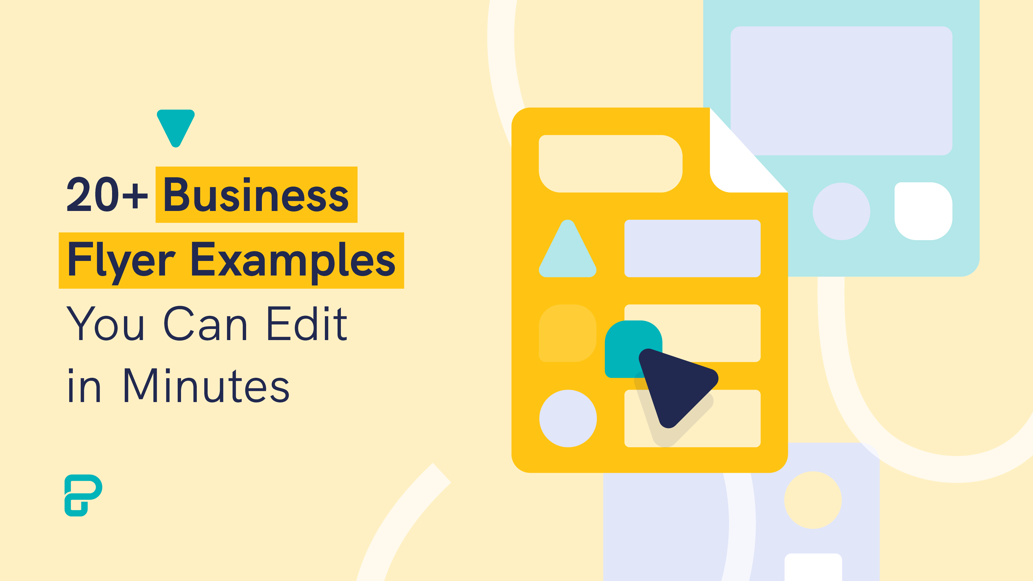 business flyer examples and templates you can edit and download in minutes
