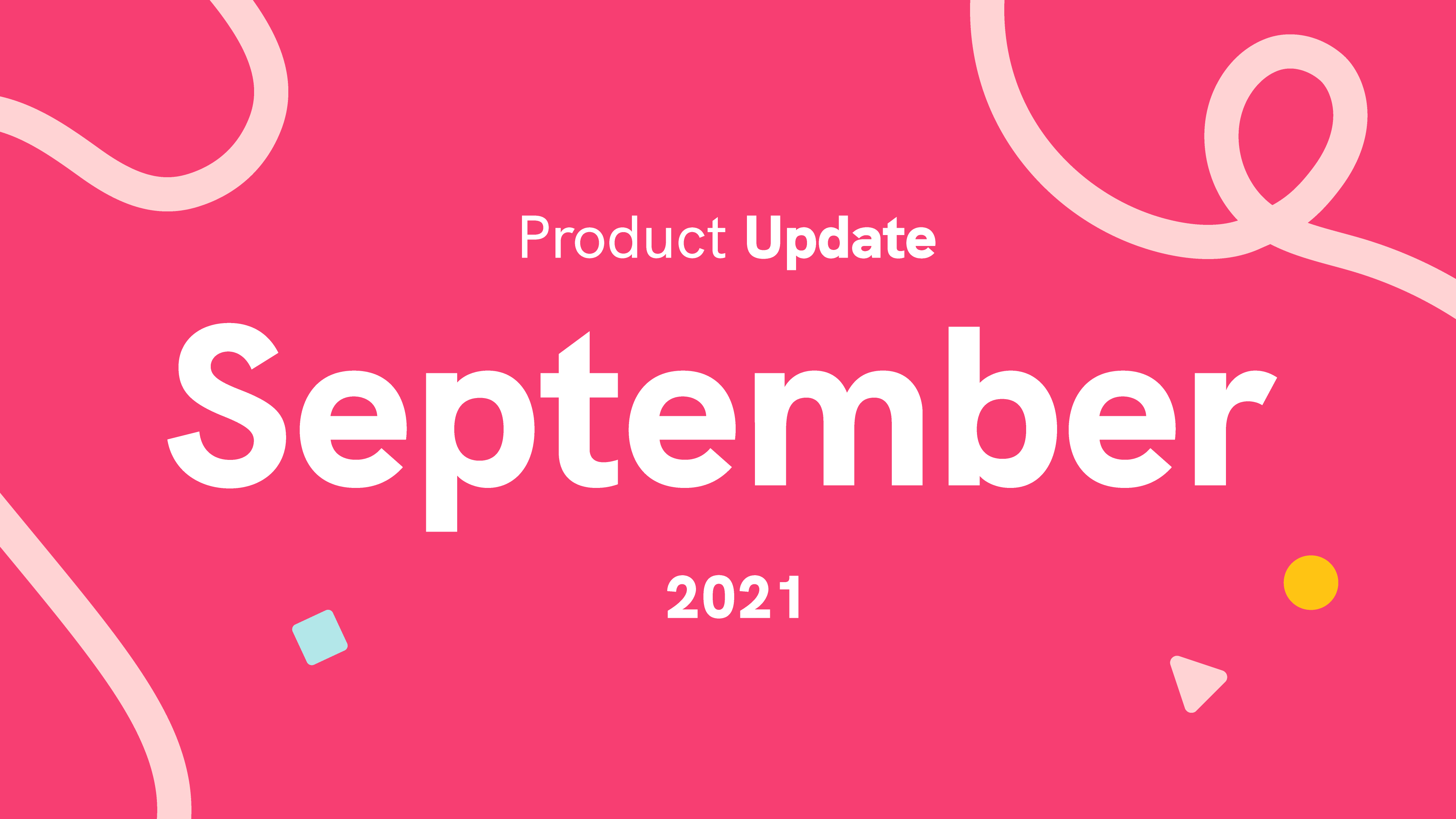 September product update Piktochart