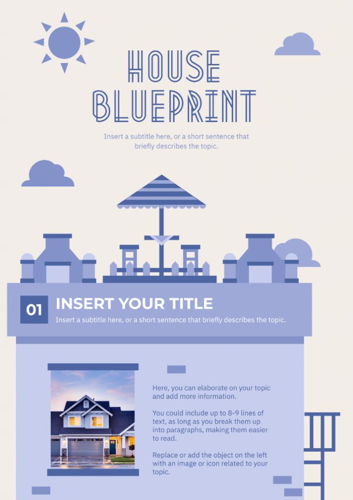 flowchart infographic template